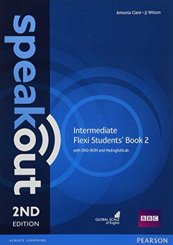 Speakout. Intermediate. Student's book. Ediz. flexi. Per le Scuole superiori. Con 2 espansioni online: Speakout Intermediate 2nd Edition Flexi Students' Book 2 with MyEnglishLab Pack