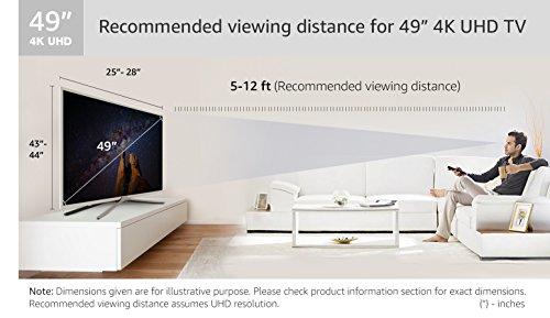 Samsung 123 cm (49 inches) M-series 49MU7000 4K UHD LED TV