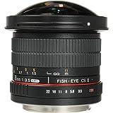 Samyang - UMC Fish Eye CS II -Objectif de focalisation pour Canon - F 3.5 / 8 mm