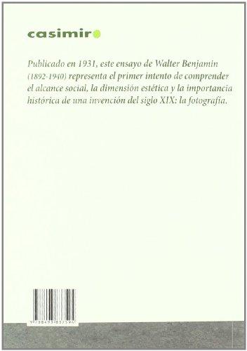 Breve Historia De La Fotografia – Walter Benjamin
