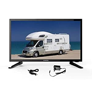 Oceanic TV LED Camping Car HD 48.3cm (19'') 12-24v et 220v