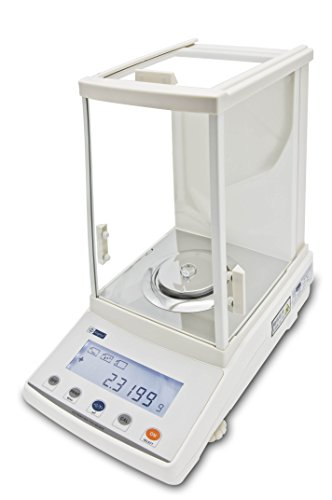 BAOSHISHAN JA303 Elektronische Analysewaage mit hoher Genauigkeit, 310 g/0,001 g, digital, analytisch, Waage, 110 V/220 V