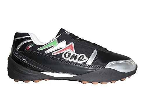 Agla - Zapatillas de fútbol sala LIGHT INDOOR Negro Size: 43.5 4Va88gFs