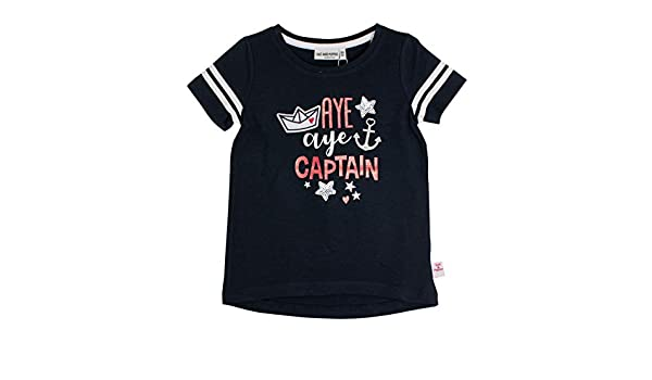 SALT AND PEPPER Baby-Jungen Mit Schiffsmotiv und Aufklappbarem Segel T-Shirt