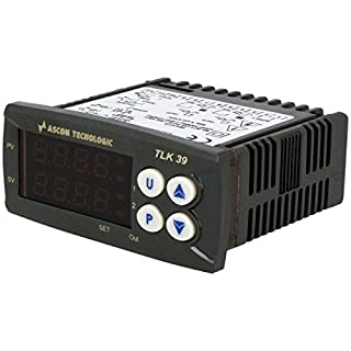 TLK39-LCRR Module controller Controlled parameter temperature ASCON TECNOLOGIC