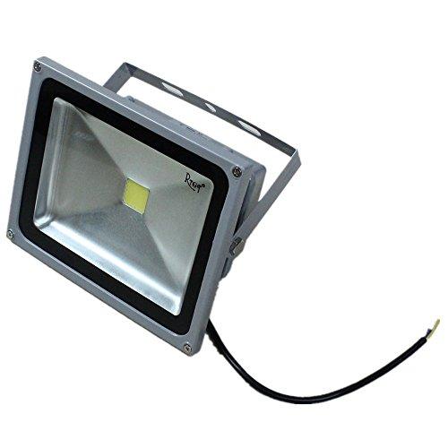 FEISU - FOCO LED PARA EXTERIOR E INTERIOR (LED SMD DE 50W  LUZ BLANCA FRIA  PROTECCION IP65  SUMERGIBLE)