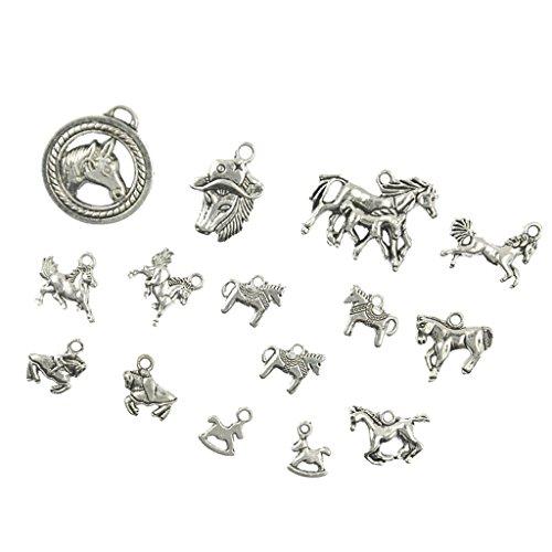 15pcs-aleacion-de-plata-distintos-encantos-en-forma-de-caballo-colgantes-perlas
