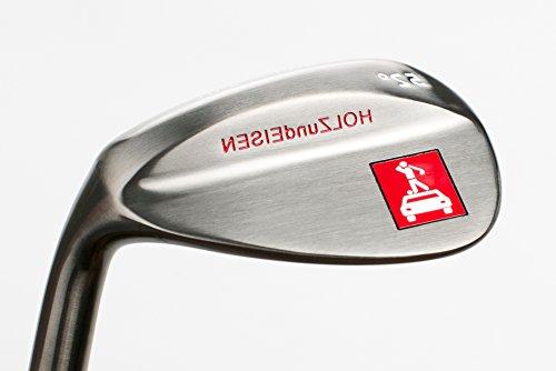 HOLZundEISEN Golfschläger Pitching Wedge (Linkshand) - Original Crossgolf Equipment (NEU)