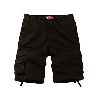 Match Herren Cargo Shorts #S3612(3612 Armee Green,3XL)