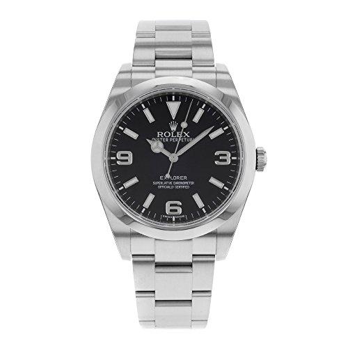 rolex-explorer-black-dial-domed-bezel-oyster-bracelet-mens-watch-214270bkaso