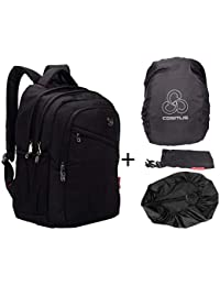 Rugged School Bags with Laptop Section for Class 6-9 - Cosmus Leeds 33L  Polyester be5426769320f