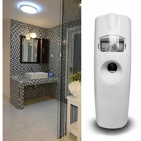 Bheema LCD Timer automatico NON-AEROSOL Dispenser Profumo Spray Aria Deodorante