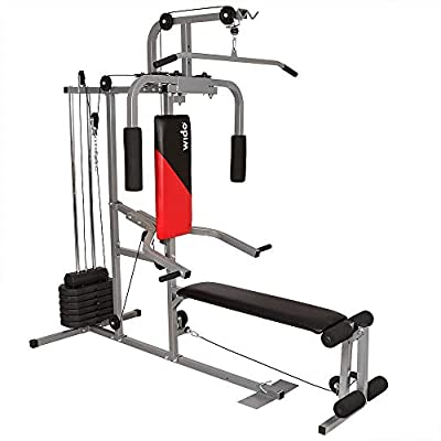 Wido Home Gym Multi Toning Body Building Exercise Machine Bench Workout Training by Wido