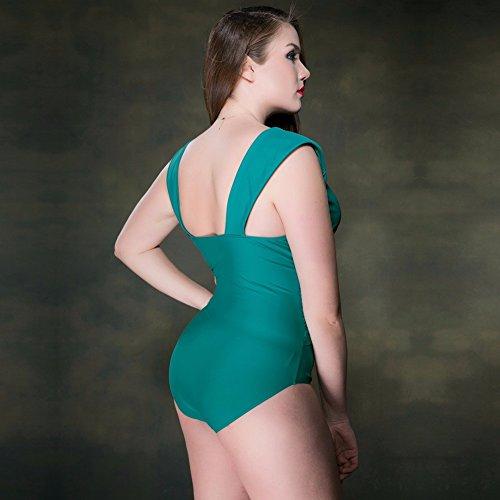 En été, la plus grande d'Europe féminin maillot de bain triangle maillot-YU&XIN Green