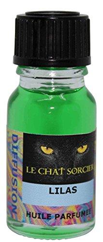 Le Chat Sorcier - Huile Parfumée - Lilas (10ml)