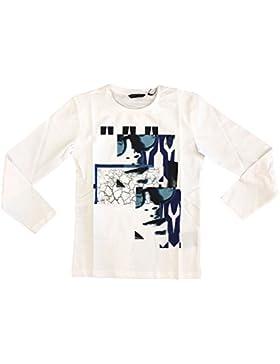 Antony Morato Bambino MKKL00156 Bianco T-Shirt Autunno/Inverno