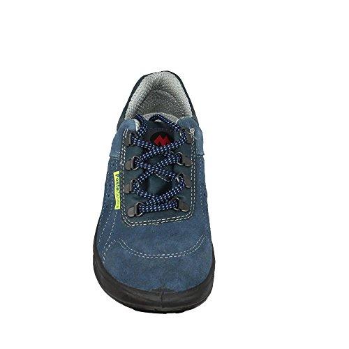 Aimont pT-two o1 fO sRC chaussures de travail chaussures chaussures berufsschuhe businessschuhe plat bleu Bleu - Bleu