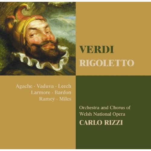 """Rigoletto : Act 3 """"Chi mai, chi è qui"""" [Rigoletto, Gilda]"""