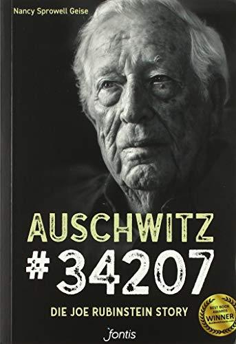 Buchseite und Rezensionen zu 'Auschwitz # 34207: Die Joe Rubinstein Story' von Nancy Sprowell Geise