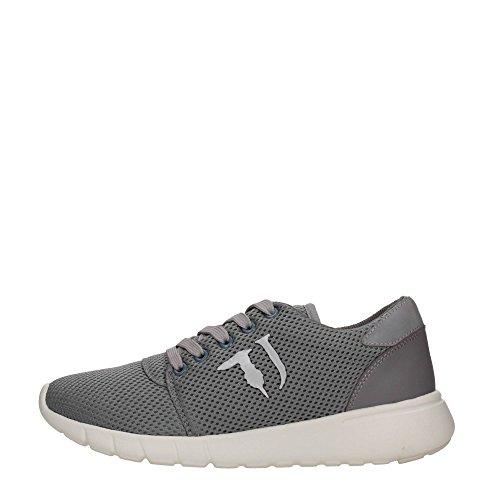 Trussardi Jeans 79S222 Nero Blu e Grigio Sneakers Donna Scarpa Sportiva Grigio