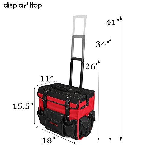 Zoom IMG-1 display4top borsa porta utensili da