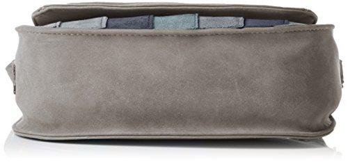 SansibarSansibar - Borsa a tracolla Donna Grigio (Grigio (grigio))