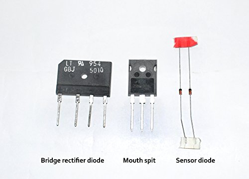 spare parts All in 1 Appliances Bridge Rectifier, Mosfet and Sensor Diode for Induction Chula/Cooktop