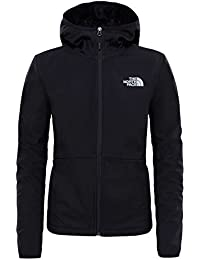 North Face W TANKEN HIGHLOFT SOFT SHELL JACKET - Chaqueta , Mujer , Negro - (TNF BLACK)