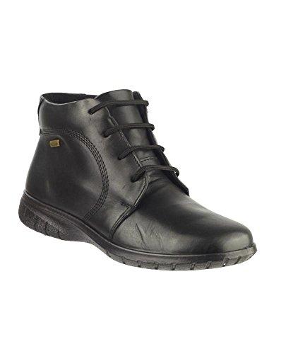 Neue Cotswold Bibury Damen Stiefeletten Schuhe Damen Schnürschuhe/Schuhe Schwarz