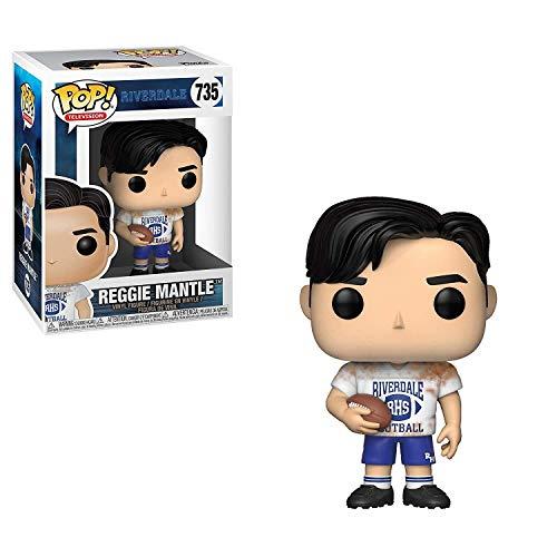 Funko 34460 Riverdale: Reggie in Football Uniform POP Vinylfigur, Multi, Standard