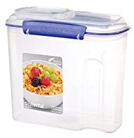 Product Description:Versatile seal tight containers with rubberised seal and quick locking clips to keep food fresh. Stackable with same size containers and across the range. Freezer, dishwasher and microwave proof