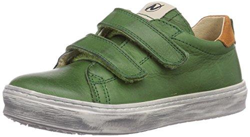 Naturino MEG VELCRO Jungen Sneakers Grün (VERDE - OCRA9103)
