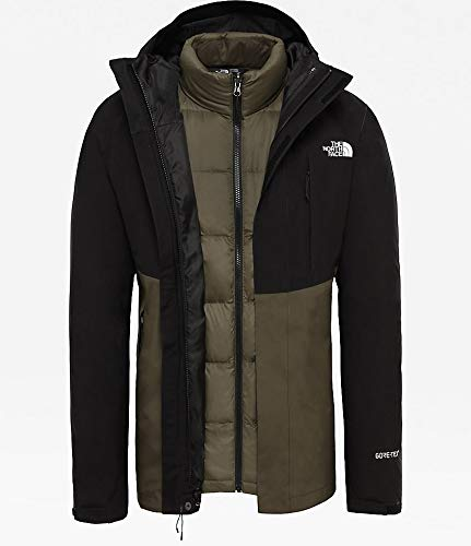 The North Face Man's Mountain Light Triclimate M