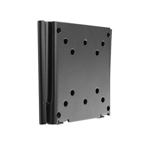 TooQ LP1023F-B - Soporte fijo de pared para monitor/TV/LED/LCD de 10