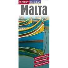 Malta Insight Flexi Map (Insight Flexi Maps)