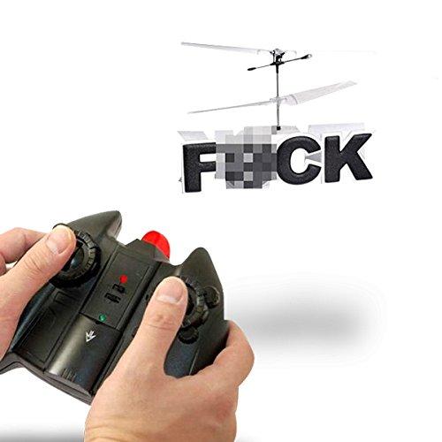 Hubschrauber mit Fernbedienung Fuck Funk RC