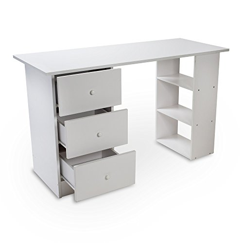 home-treats-computer-desk-with-3-drawers-4-shelves-home-office-workstation-white