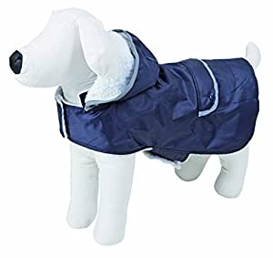 Maxi-Pet Teddy Cappottino per cani, misura torace 32-43 cm