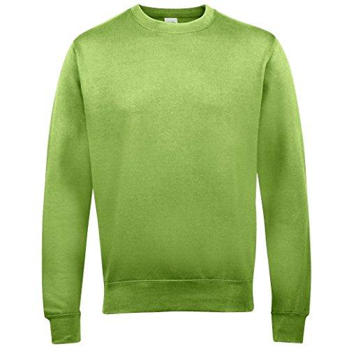 Awdis Hoods AWDis Sweatshirt Grün - Limettengrün