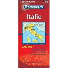 Carte routière : Italie