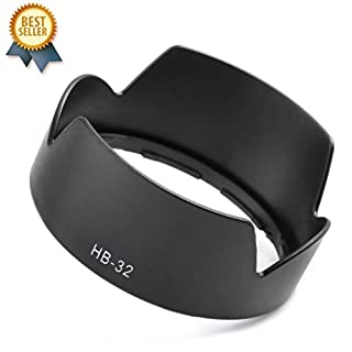 HB-32 Replacement Lens Hood for Nikon AF-S D X18-70 HB32 (B01DAE2IMU) | Amazon price tracker / tracking, Amazon price history charts, Amazon price watches, Amazon price drop alerts