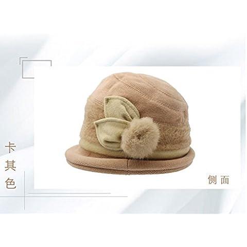 XZWZ cappello di modo signore 2016 nuova di lana berretti
