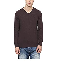 Yepme Javier Sweater - Brown--YPMSWEATER0092_XL