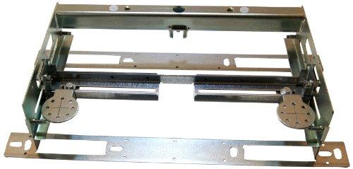 Geberit 457530001 Kombifix-Wandbidet für ELB, Elementtiefe 12 cm
