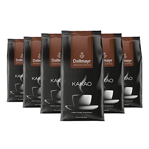 Dallmayr Vending & Office Kakao 14,5%, 1000g, 6er Pack