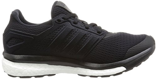 Adidas Supernova Glide 8w, Chaussures De Course À Pied Pour Femme Noir (core Black / Core Black / Night Met,)