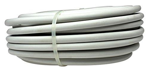 Preisvergleich Produktbild as - Schwabe NYM-J Kabel 3 x 1,5 mm², 50m Mantel-Leitung Installationskabel, grau, 55824