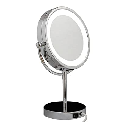 LOYWE LED Beleuchtet wunderschöne Kosmetikspiegel 1+10 LWW53-10