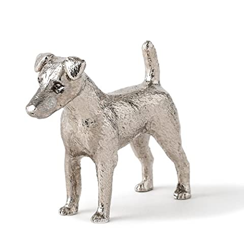Smooth Fox Terrier Made in UK Artistic Style Dog Figurine Collection