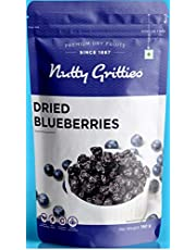 Nutty Gritties Dried Blueberries|Blueberry - 150grams